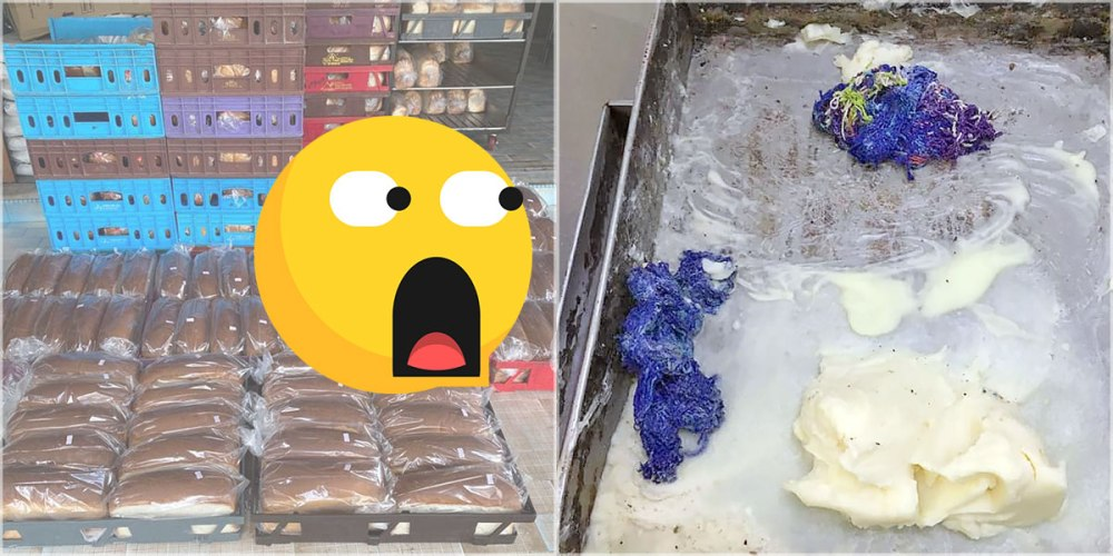 Disgusting Bread Factory @ Taman Gembira Shut Down!