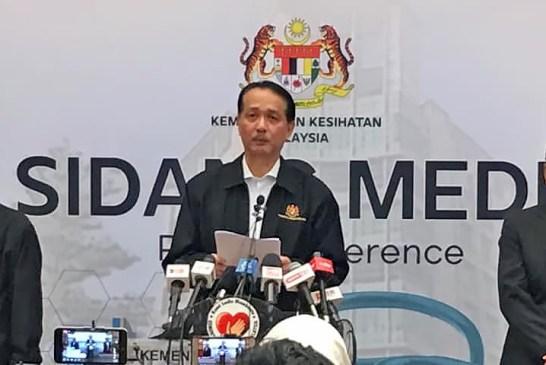 COVID-19 Malaysia : 15657 Cases, 10913 Healed, 157 Dead