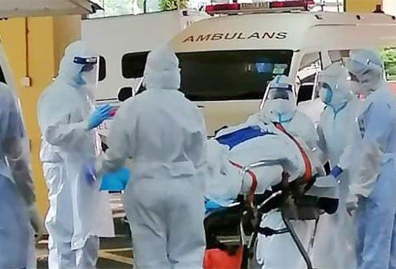 COVID-19 Malaysia : 24514 Cases, 15884 Healed, 214 Dead