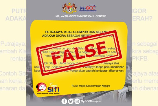 MyGCC Confirms DBKL Issued Old CMCO (PKPB) Info!