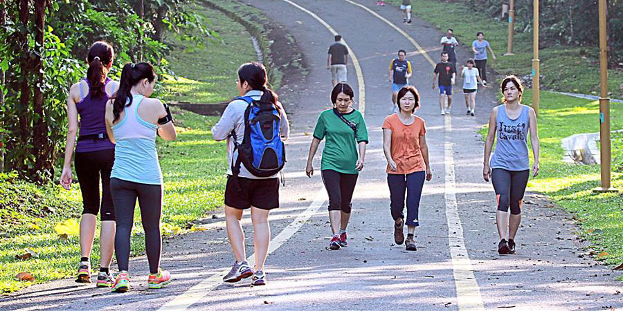What CMCO? Public Parks In KL Reopen Today!
