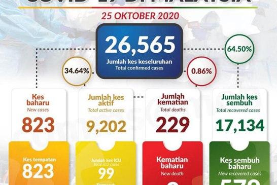Malaysia COVID-19 2020-10-25 cases 01