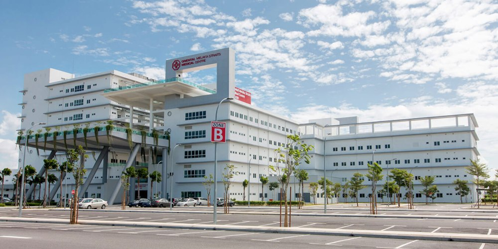Oriental Melaka Straits Medical Centre : One COVID-19 Case