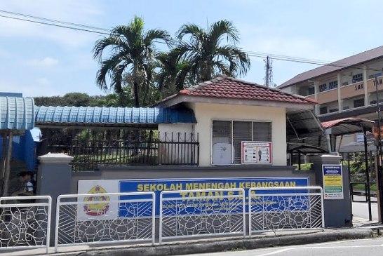 SMK Taman Sea : Teacher Tested Positive For COVID-19?