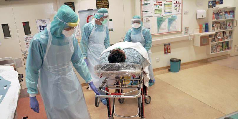 COVID-19 Malaysia : 41181 Cases, 29579 Healed, 294 Dead