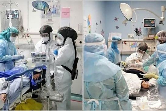 COVID-19 Malaysia : 52638 Cases, 39088 Healed, 329 Dead