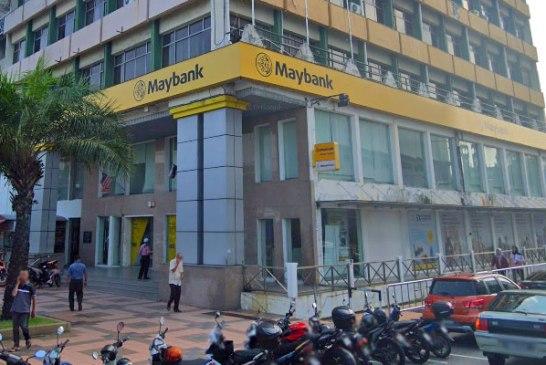 Maybank Melaka Main : Closed After COVID-19 Exposure!