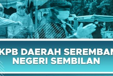 Seremban CMCO / PKPB Starts On 5 November 2020!