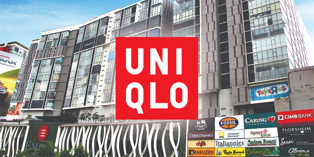 UNIQLO Empire Subang : Staff Positive For COVID-19!
