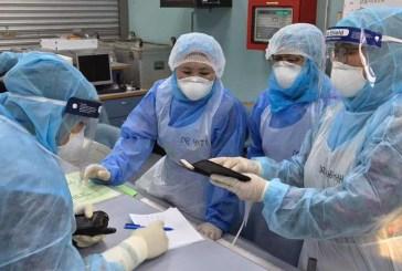 COVID-19 Malaysia : 103900 Cases, 83414 Healed, 451 Dead