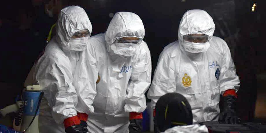 COVID-19 Malaysia : 113010 Cases, 88941 Healed, 471 Dead