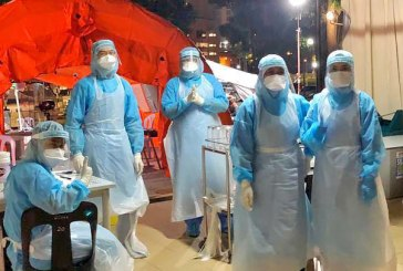 COVID-19 Malaysia : 76265 Cases, 65124 Healed, 393 Dead