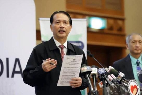 COVID-19 Malaysia : 97389 Cases, 79304 Healed, 439 Dead