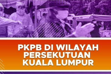 KL CMCO / PKPB Lockdown Extended By 2 Weeks!