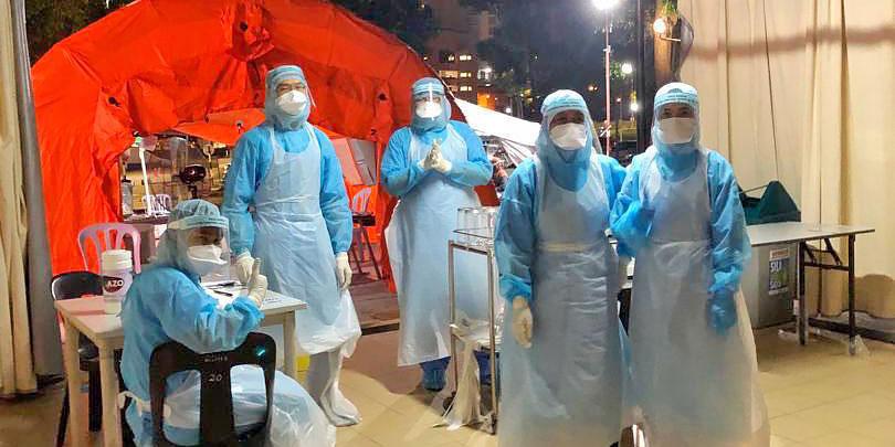 COVID-19 Malaysia : 122845 Cases, 99449 Healed, 509 Dead