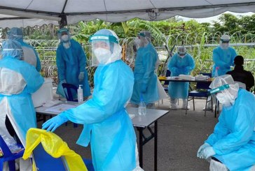 COVID-19 Malaysia: 172549 Cases, 130152 Healed, 642 Dead
