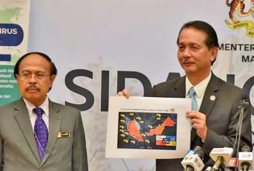 COVID-19 Malaysia: 183801 Cases, 141446 Healed, 678 Dead