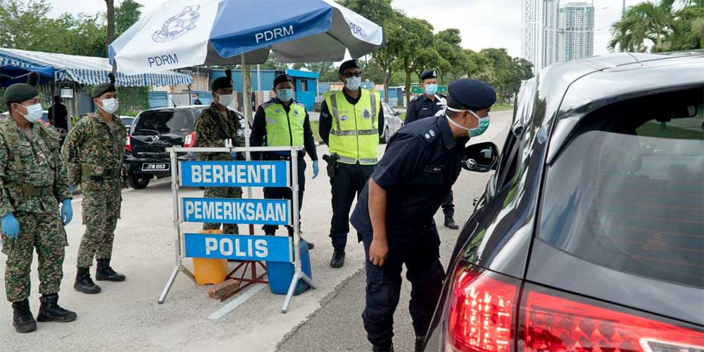 Follow This MCO SOP Or Get Fined Up To RM 1K!