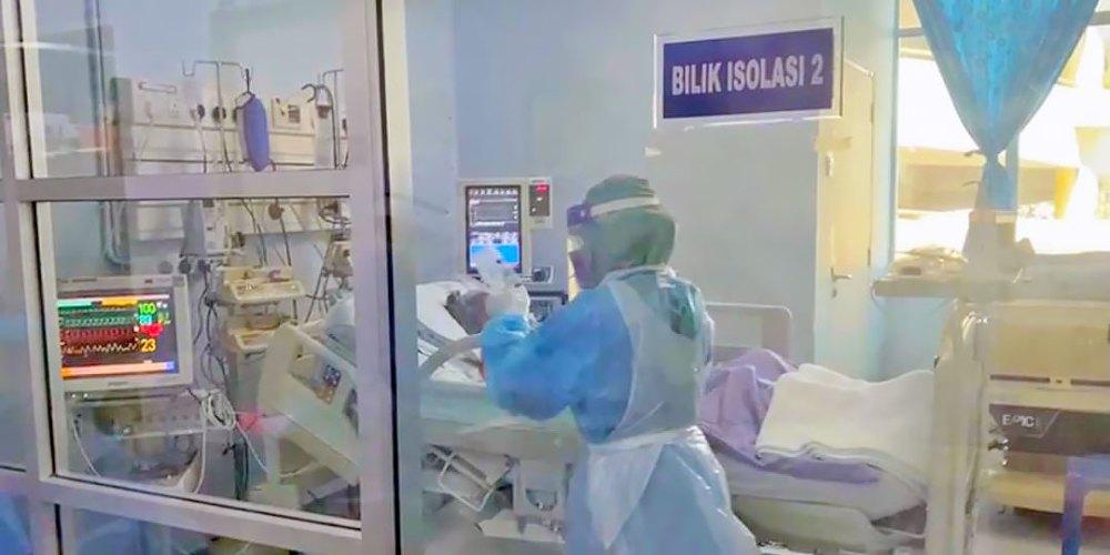 COVID-19 Malaysia: 214959 Cases, 166049 Healed, 760 Dead