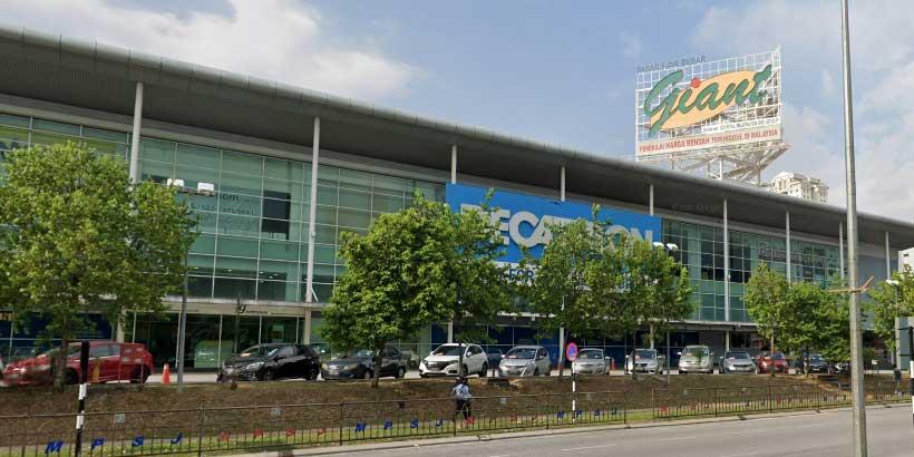 Several Giant Subang Jaya Employees Positive For COVID-19!