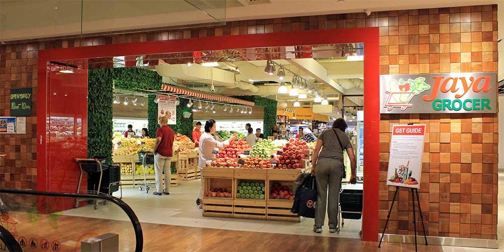 Jaya Grocer Intermark : Cashier Positive For COVID-19!