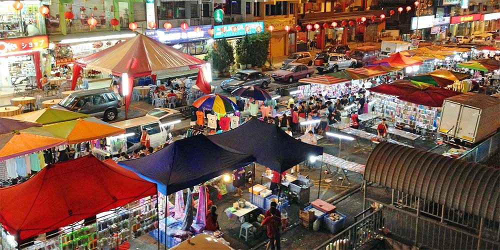 MCO 2.0 : Night Markets Now Allowed To Open!