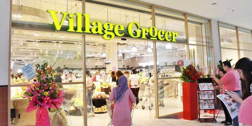 Village Grocer Sunsuria : Employee Positive For COVID-19!