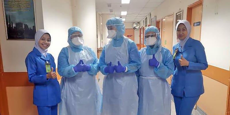 COVID-19 Malaysia: 264269 Cases, 213814 Healed, 965 Dead