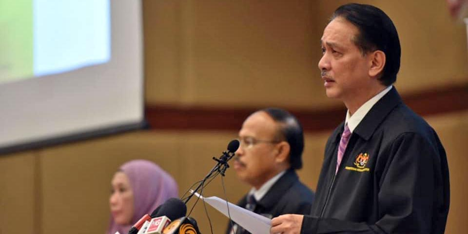 COVID-19 in Malaysia : 295951 Cases, 266846 Discharged, 1111 Dead