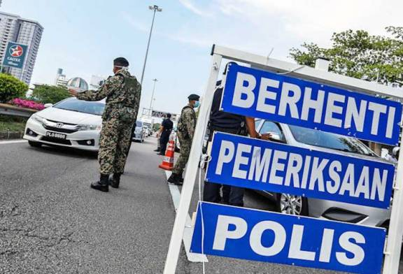 Penang, Perak, Kedah, Perlis District List : Stay In Or Get Fine!
