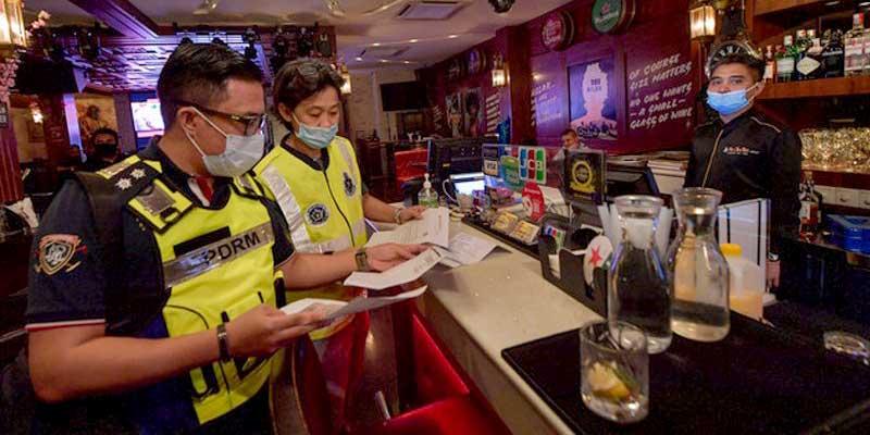 MKN U-Turn : Pub, Nightclub Cannot Sell Food Or Drinks!
