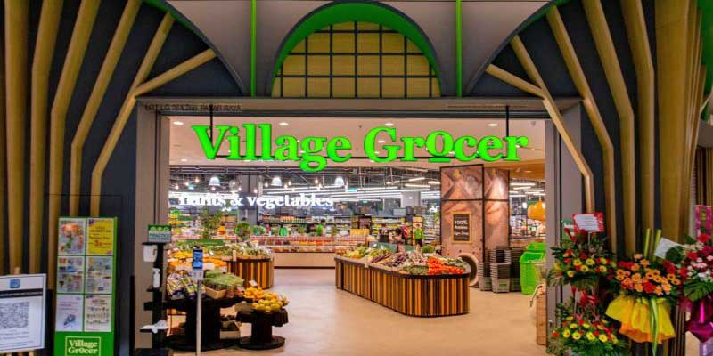 Village Grocer Subang Parade : Staff Positive For COVID-19!