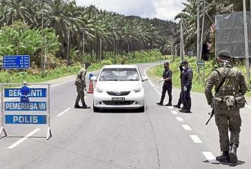 Sabah, Labuan, Sarawak District List : Stay In Or Get Fine!