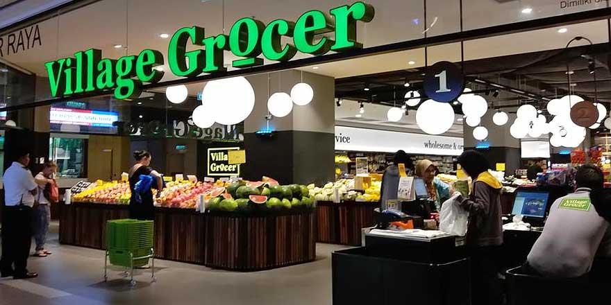 Village Grocer KL Gateway : Cashier Positive For COVID-19!