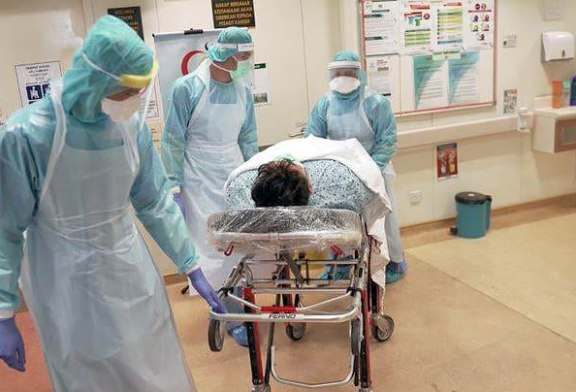 COVID-19 in Malaysia : 440677 Cases, 401934 Discharged, 1683 Dead