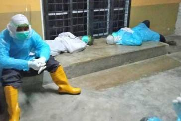 COVID-19 in Malaysia : 474556 Cases, 429103 Discharged, 1947 Dead