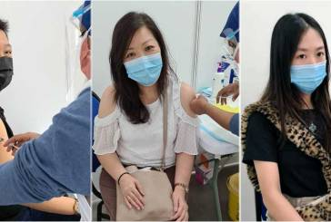 AstraZeneca Vaccination @ UM : A Video +  Picture Guide!