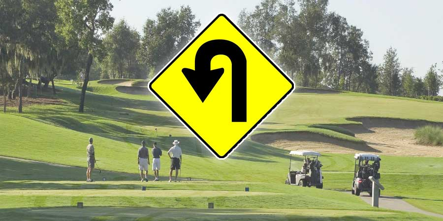 MCO 3.0 U-Turn : Golf Allowed And Then Banned Again!