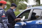 50% Discount On PDRM Traffic Offences Starting Today!