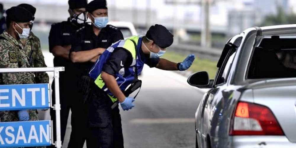 EMCO Police Roadblock List For KL + Selangor!