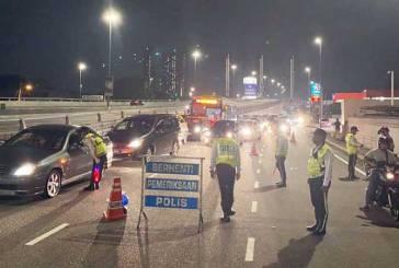 EMCO Road Closure + Roadblocks In Petaling Jaya!