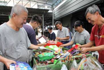 Are Tzu Chi Volunteers Giving People Lian Hua + Ivermectin?