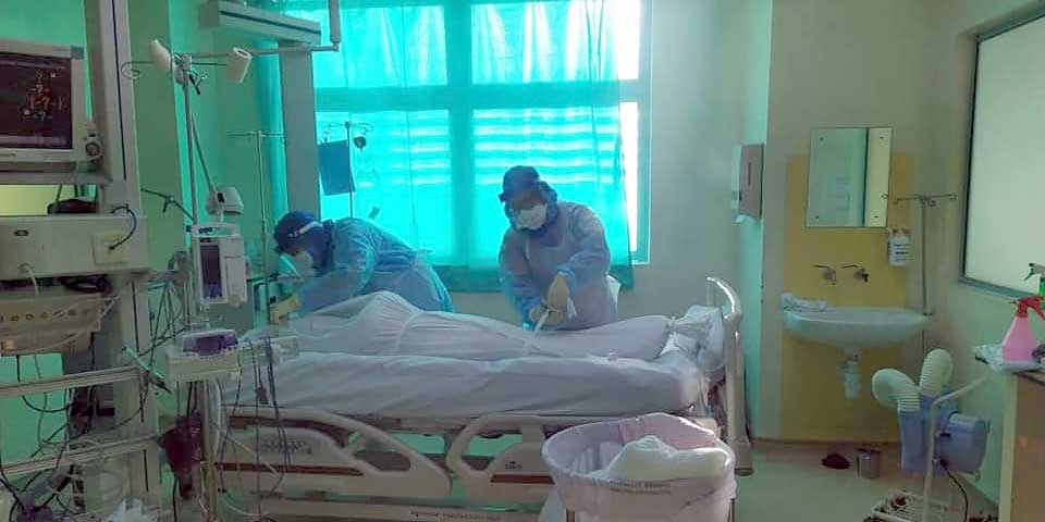 COVID-19 in Malaysia Today : 1,862,187 Cases | 18,491 Dead