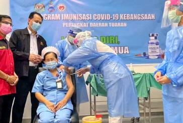 COVID-19 in Malaysia Today : +5,745 Cases | 2,401,866 Total