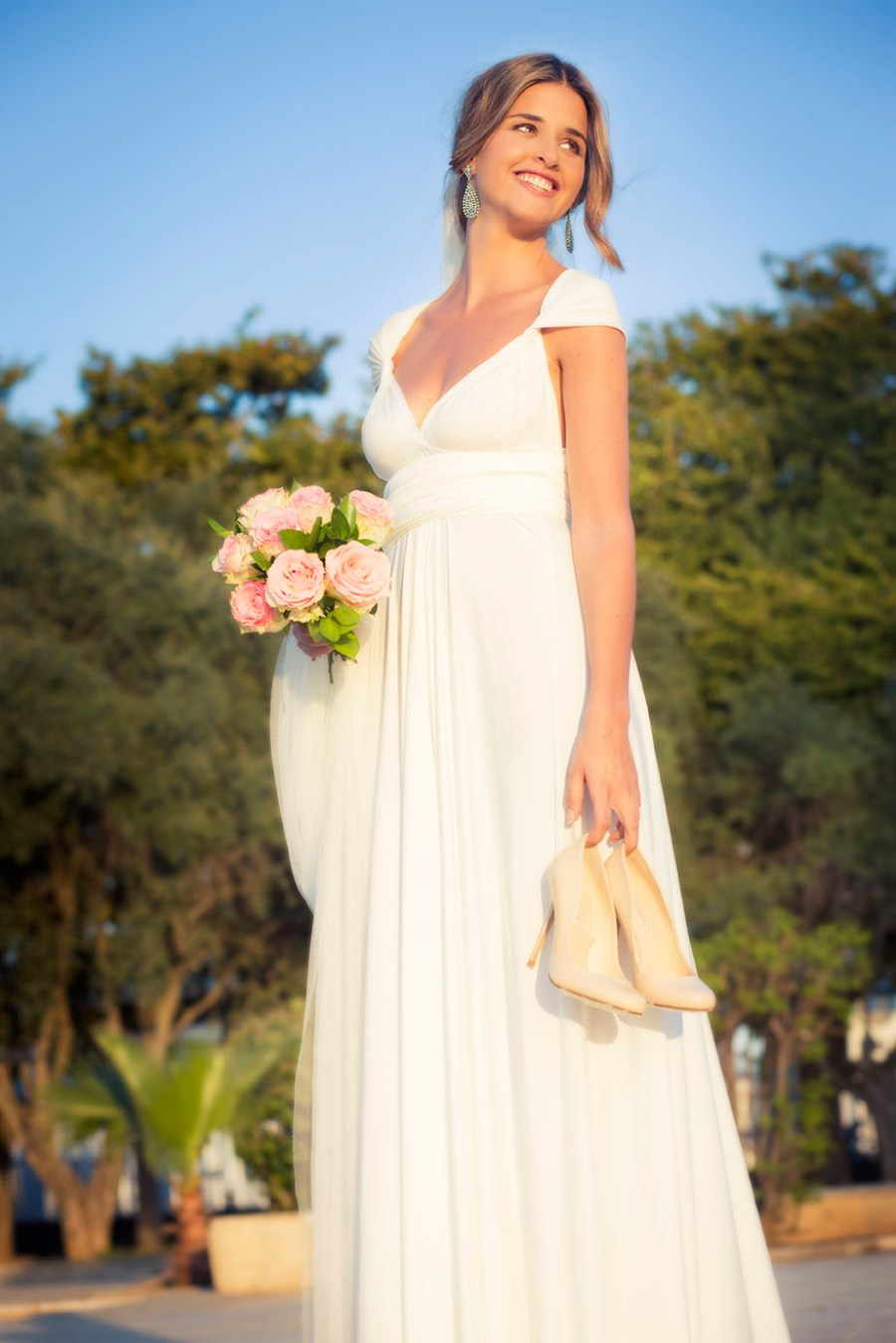 robe mariage multipositions