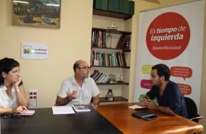 Encuentro con FACUA Sevilla