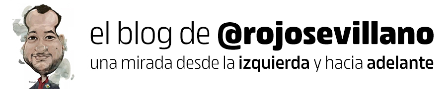 El blog de @rojosevillano logo