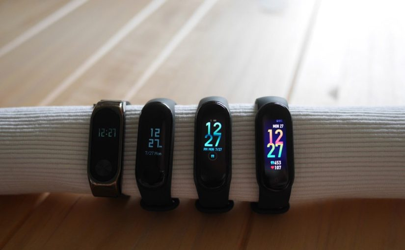 Mi Band 5 Review / Mi Band Evolution