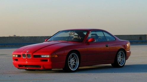 BMW 8 Serisi E31