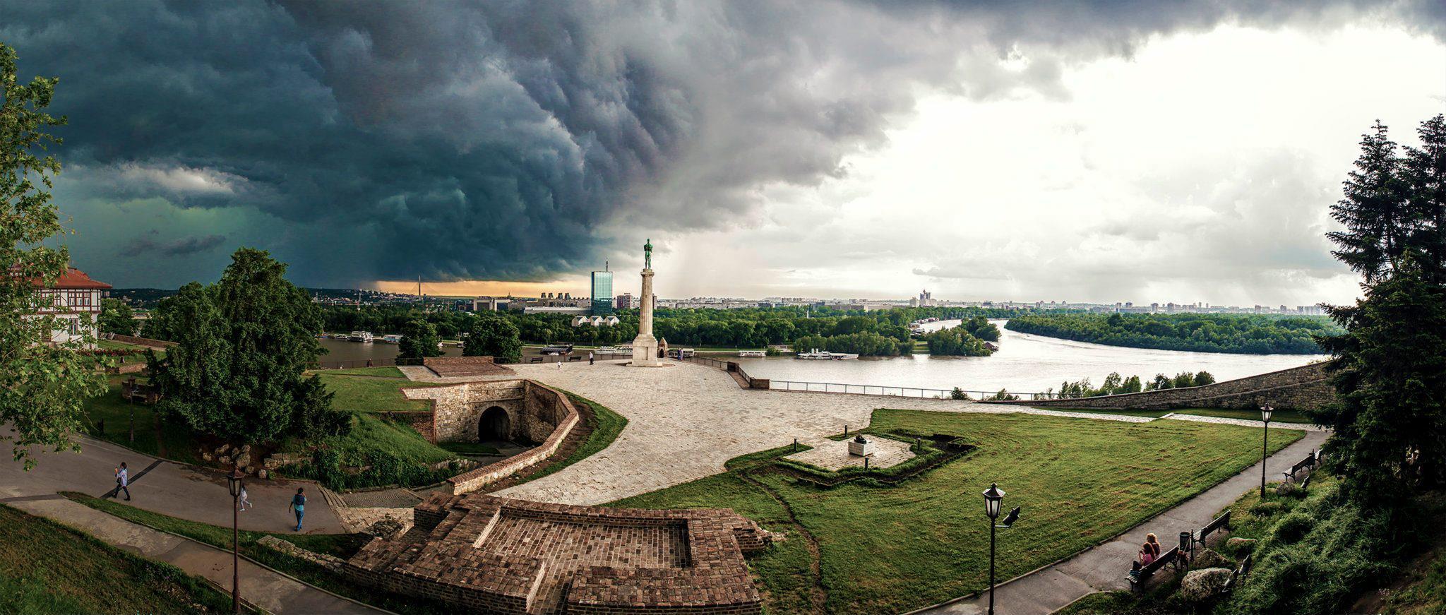 Šetnja Beogradom: Stvarno najlepše mesto od davnina